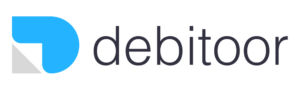 Logotipo de Debitoor.