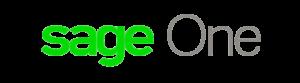 Logotipo de Sage One.